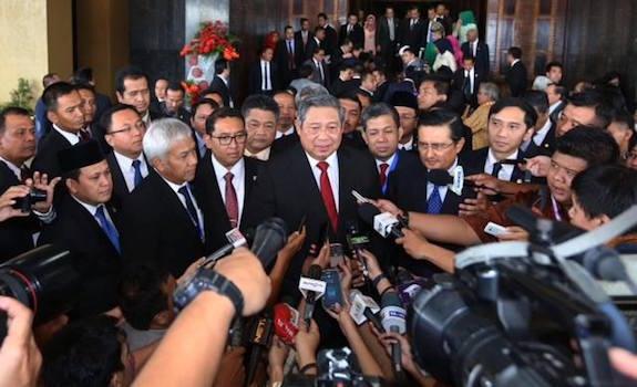 SBY Minta Semua Pihak Introspeksi Diri