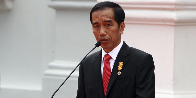 Survei di Jatim, Kinerja Jokowi Memuaskan