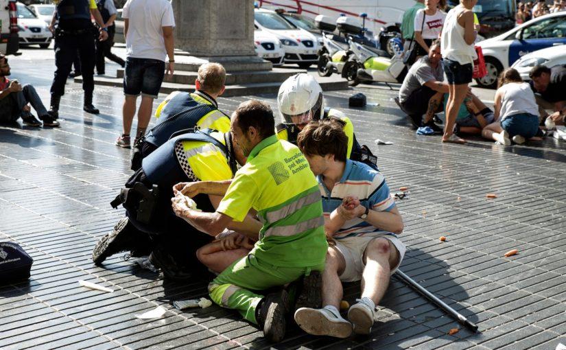 Serangan Teror Terjadi Di Barcelona