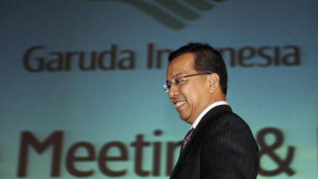 KPK Panggil 2 Petinggi Garuda Indonesia