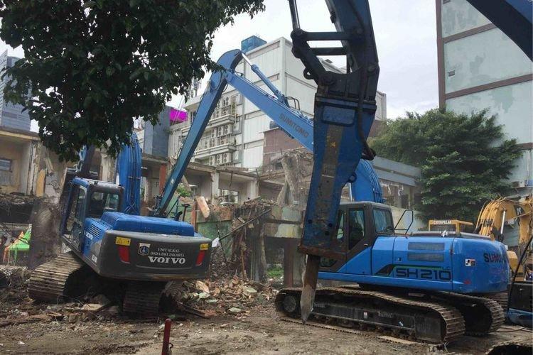 TOD Dukuh Atas Akan Dibangun Akhir Tahun 2018