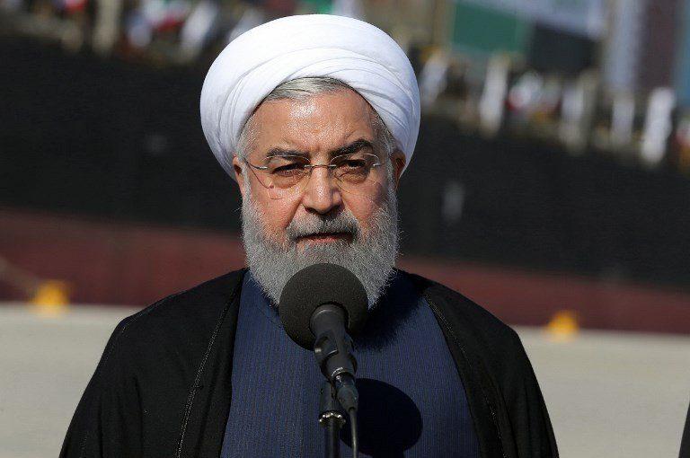 Presiden Iran Tegaskan Tak Inginkan Agres Militer