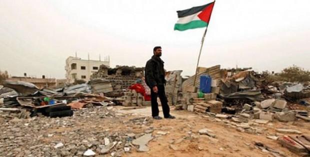 Seorang Pendemo Tewas Dalam Aksi Protes di Gaza