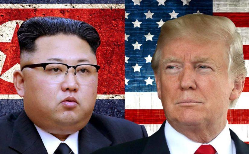 Pembahasan HAM Pertemukan Trump dan Kim Jong Un?