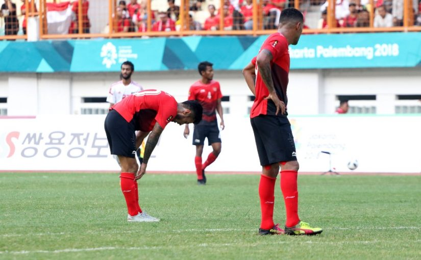 Timnas U-23 Tersingkir Dari Asian Games 2018
