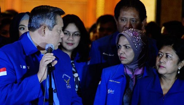 Demokrat Melunak Soal Kader Yang Dukung Jokowi